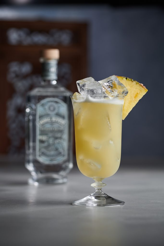 Sichuan Pineapple cocktail
