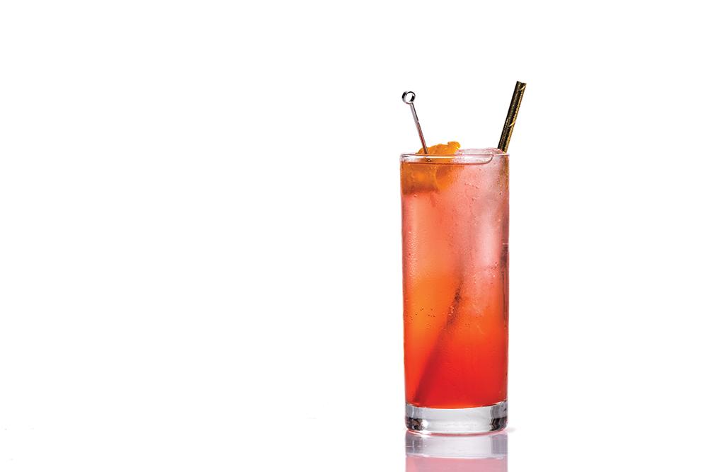 Sichuan Spritz by Shannon Mustipher (Glady's, Brooklyn) Ming River Baijiu Cocktail